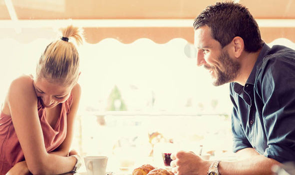 WHAT GUYS THINK ABOUT WHAT YOU ORDER ON A FIRST DATE