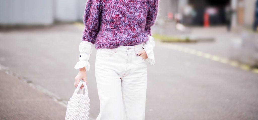 How to embrace and wear white jeans to different occasions