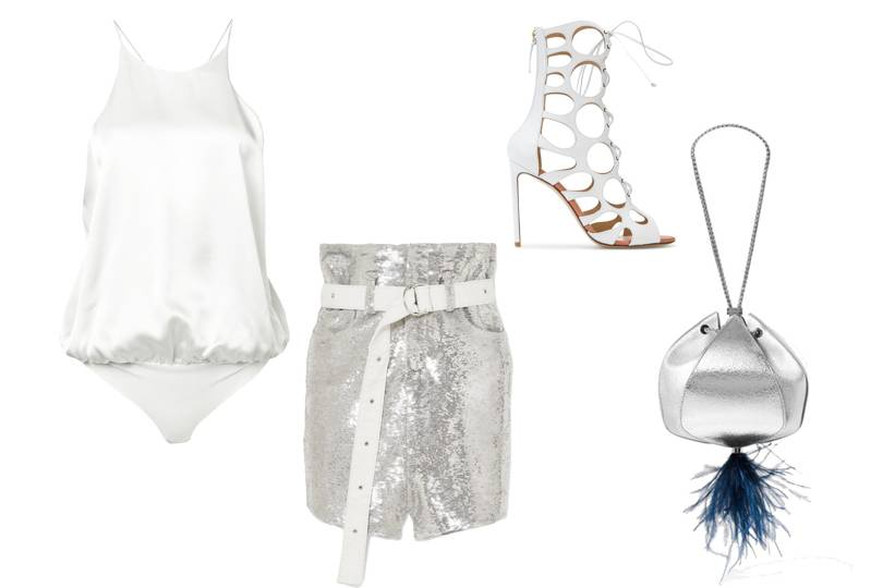 How to… dress on holiday in the evening for a night club or a beach party