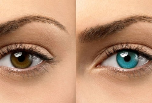 honey can change your eye color?