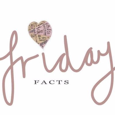 Fashion facts Friday