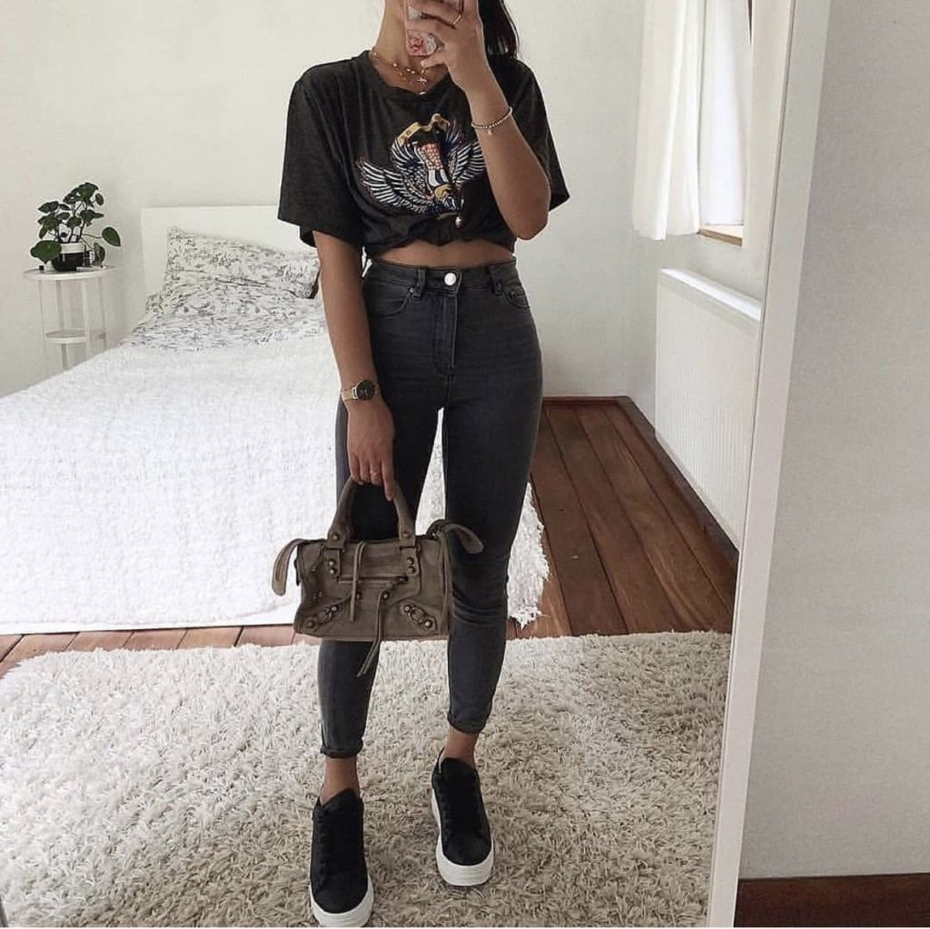 My favorite throw on summer break outfits