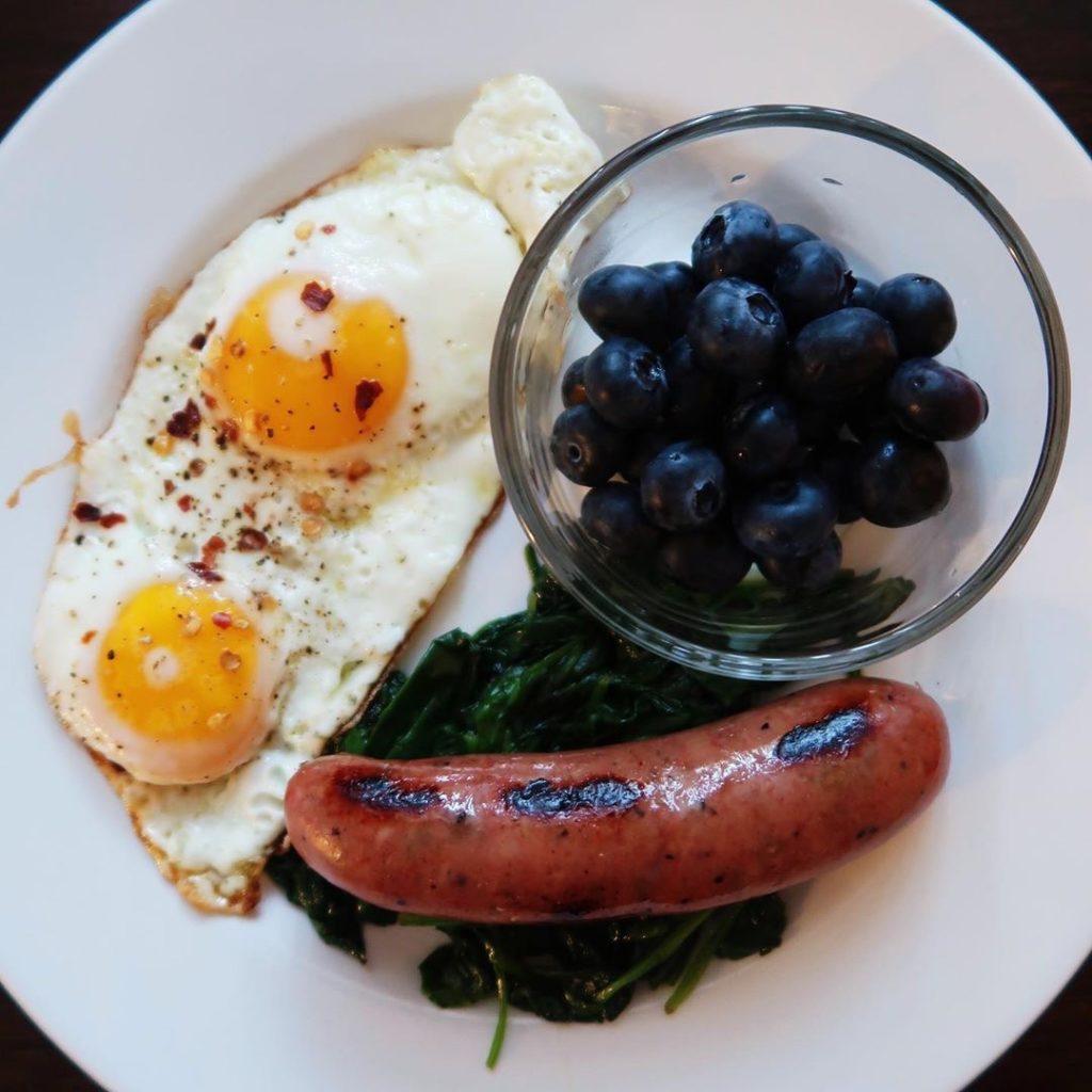 Power Protein Breakfast